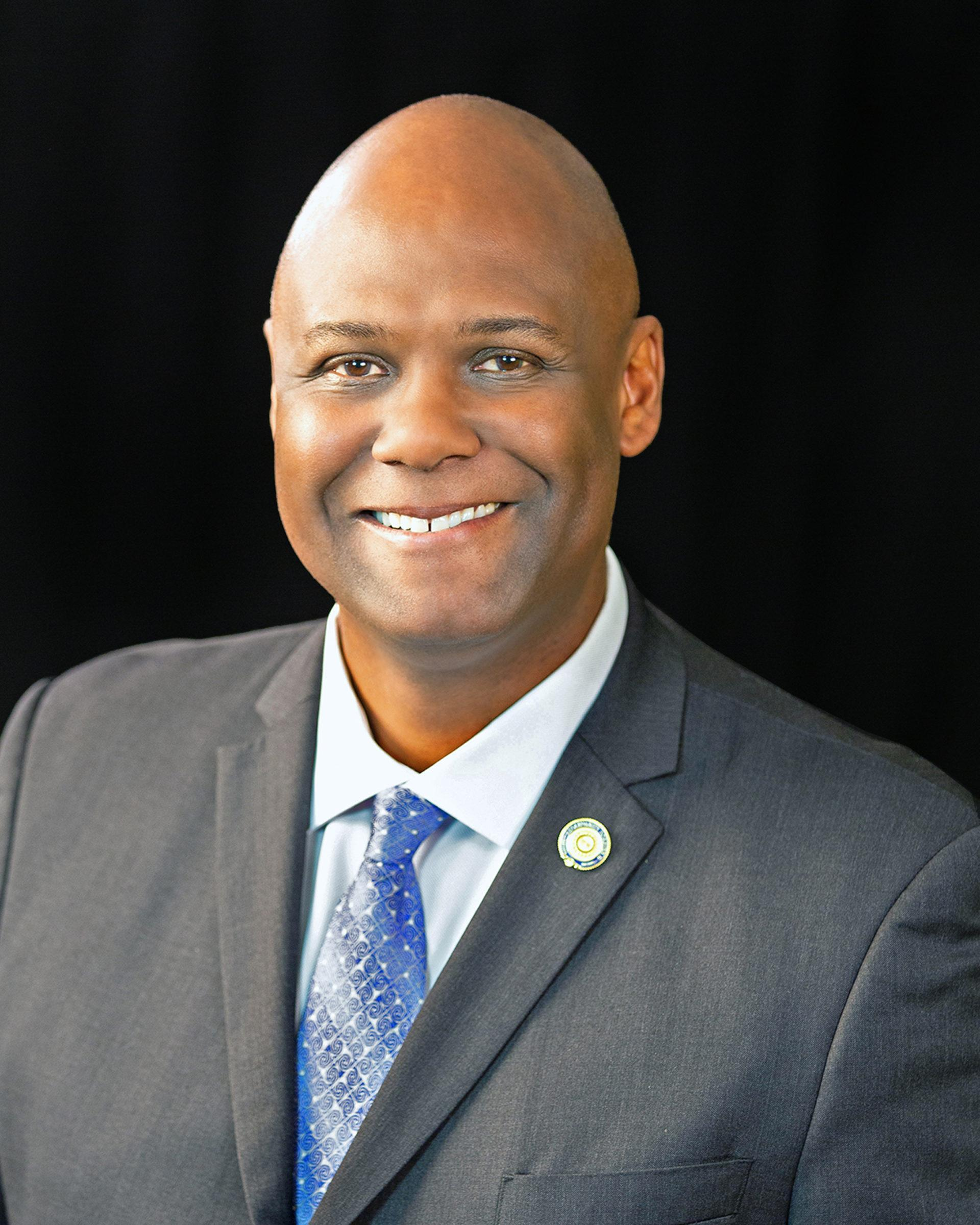 Secretary-Treasurer Ray Curry